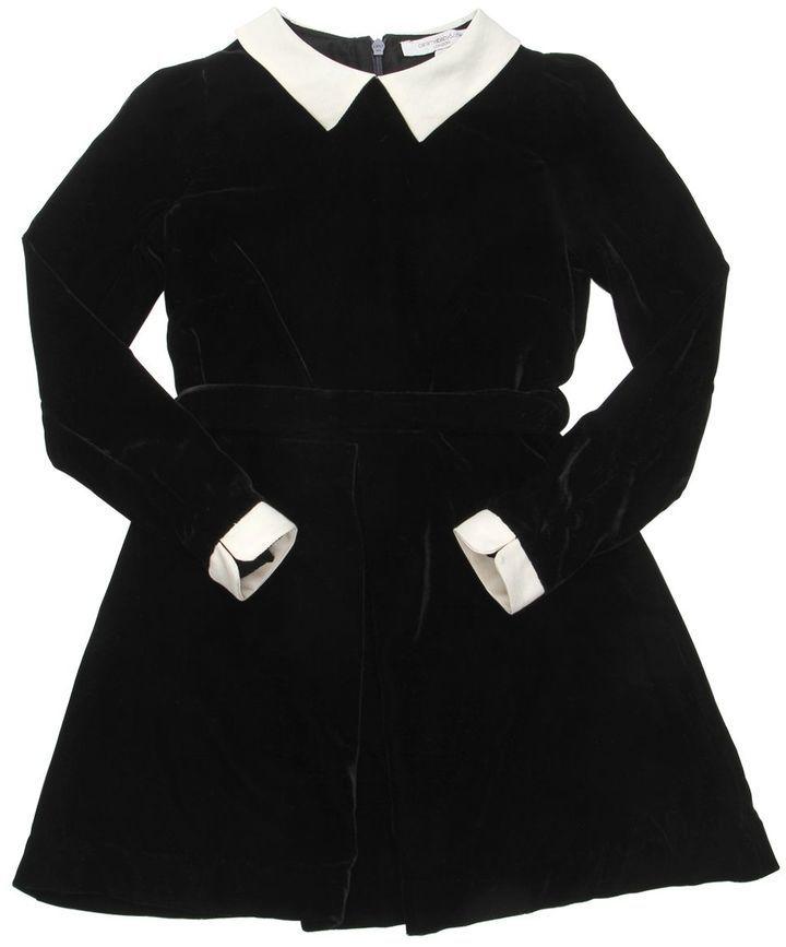 Velvet Viscose Dress