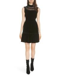 kate spade new york Velvet Dress