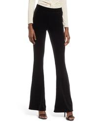 BLANKNYC Velvet Flare Pants