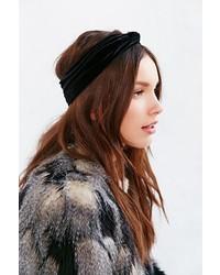 Urban Outfitters Midnight Solstice Velvet Headband
