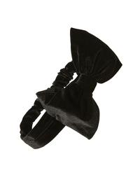 Sole Society Velvet Bow Headband