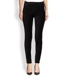 How to Wear Black Velvet Pants For Women (13 looks   outfits ... 72989d07c