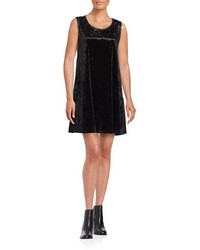 BB Dakota Velvet Shift Dress
