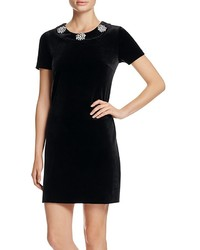 MICHAEL Michael Kors Michl Michl Kors Velvet Mod Shift Dress