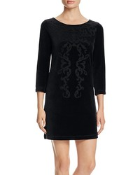 Sanctuary Velvet Gia Shift Dress