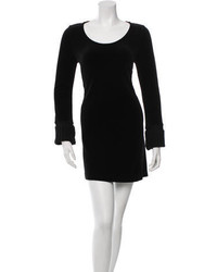 Sonia Rykiel Velvet Shift Dress