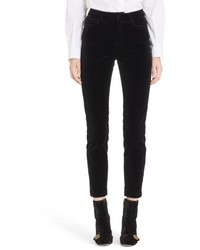 Dolcegabbana velvet crop pants medium 5034805