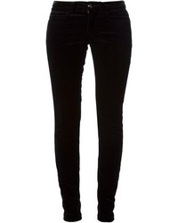 Gucci Velvet Skinny Fit Trouser