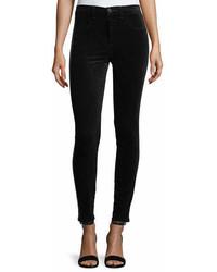 Rag & Bone Jean Mito Skinny Leg Velvet Pants