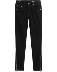Rag & Bone Skinny Velvet Pants