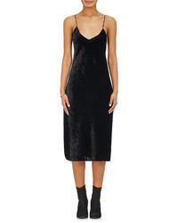 Nili Lotan Velvet Cami Dress