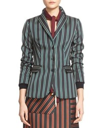 Exeter stripe jacket medium 1101480