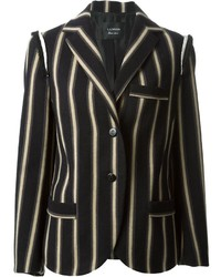Lanvin Striped Jacket
