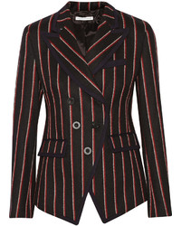 Rebecca Minkoff Kane Striped Wool Blend Blazer