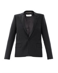 Saint Laurent Tailored Pinstripe Jacket