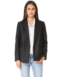 Sedeia lsk pinstripe blazer medium 779417