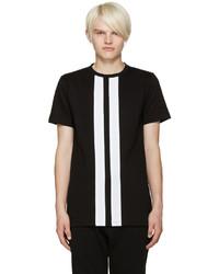 Pyer Moss Black Stripe T Shirt