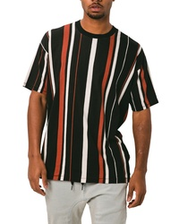 Zanerobe Princ Box Stripe T Shirt