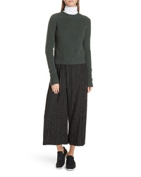 Vince Pinstripe Culottes