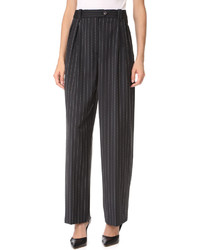 Alexander ueen double pleat trousers medium 5364220