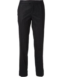 Band Of Outsiders Pinstripe Trousers