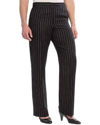 Pendleton Modelcurrentbrandname Piper Pinstripe Pants Virgin Wool