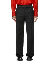 Commission Pinstripe Carpenter Tailored Trousers