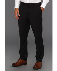 Perry Ellis Portfolio Slim Fit Bead Stripe Dress Pant