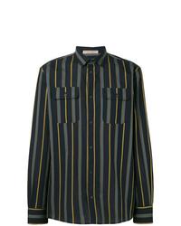 Bottega Veneta Multi Stripe Shirt