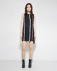 Proenza Schouler Printed Silk Georgette Dress
