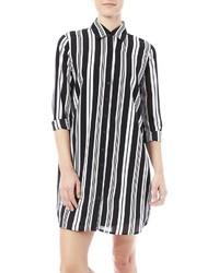 Stripe shirt dress medium 3645048
