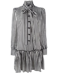 Marc Jacobs Striped Shirt Dress
