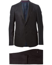 Etro Pinstripe Two Piece Suit