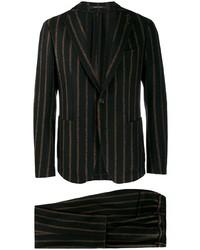Tagliatore Striped Two Piece Suit