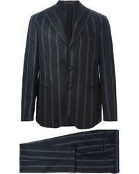 The Gigi Pinstripe Suit