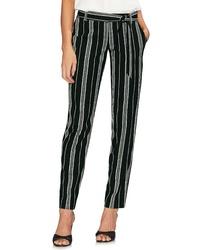 Vince Camuto Black Stripe Pants