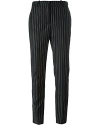 Givenchy Embroidered Pinstripe Trousers