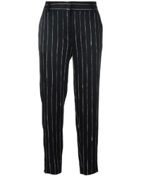 DKNY Satin Pinstripe Trousers
