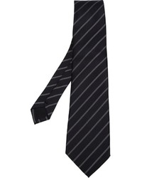 Comme des Garcons Junya Watanabe Comme Des Garons Man Striped Pointed Tip Tie