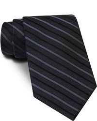 Claiborne Refined Stripe Tie Extra Long
