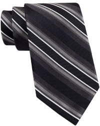 Claiborne Tom Textured Stripe Tie