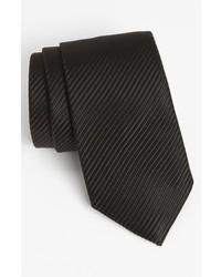 Woven silk tie medium 653966