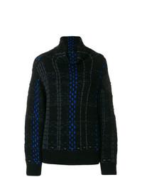 Rag & Bone Weave Pattern Jumper