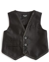 Bardot Junior Infant Boys Man About Town Vest Sizes 12 24 Months