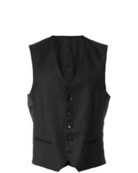 Claudio Tonello Dot Printed Waistcoat