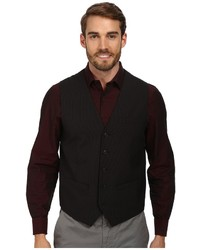 Perry Ellis Pinstripe Suit Vest