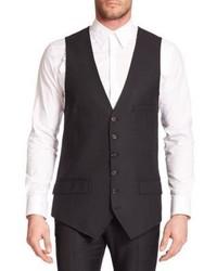 Alexander McQueen Runway Wool Vest