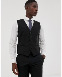 Selected Homme Suit Waistcoat With Stretch In Slim Fit
