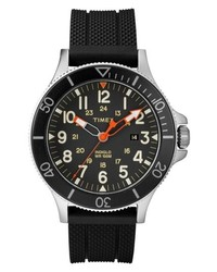 Timex Allied Silicone Strap Watch