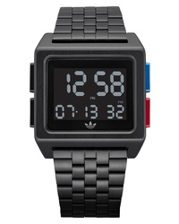 adidas Archive Digital Bracelet Watch